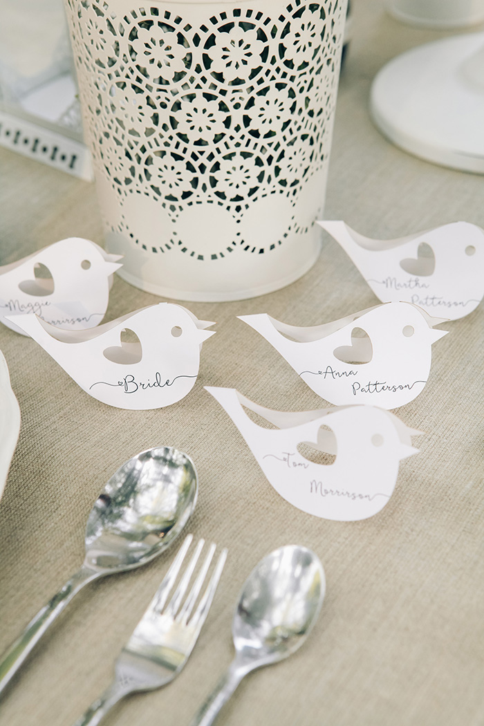 rustic place cards 4lovepolkadots