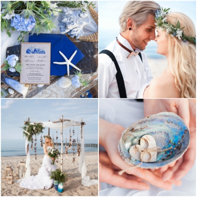 destination beach wedding 4lovepolkadots