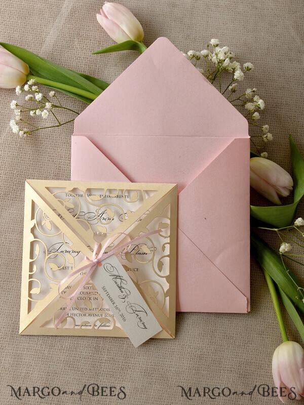 Custom Order 70 Wedding Invitations 01/LcutP/z for Marijana Mitrovski
