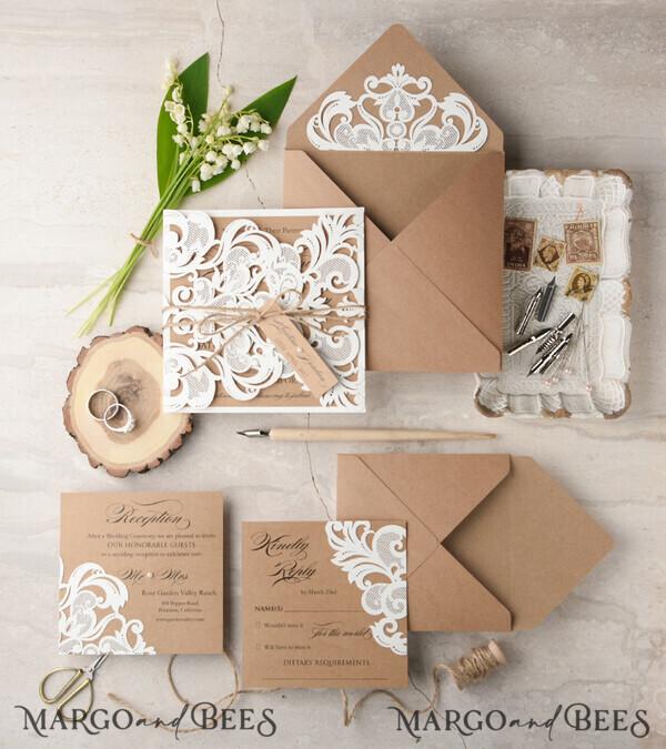 Personalization of both envelopes for Vanessa Sanchez