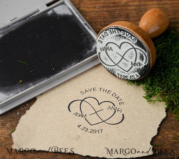 Custom stamp no ink pad for Corina 9712