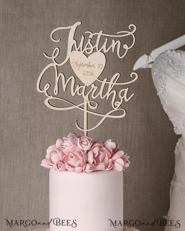cake topper for Corina 19/rst/CT