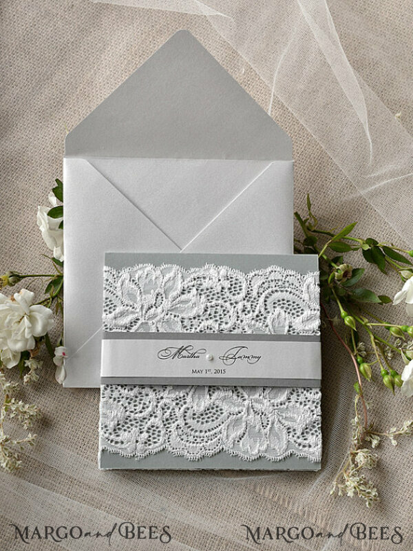 45 + 15 Wedding Invitations /customNick/ for Nick Firth