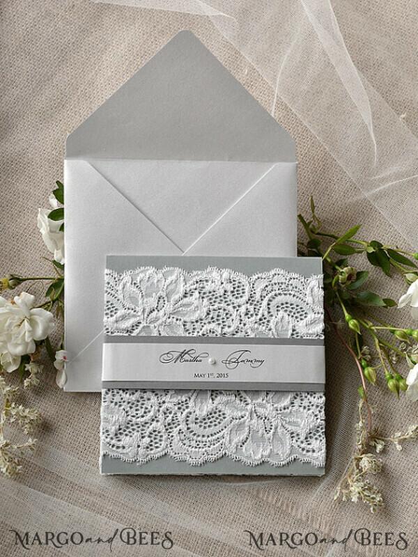 45 + 15 Wedding Invitations /customNick/ for Nick Firth