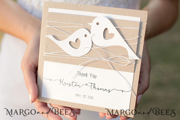 55 THANK YOU CARDS 43/rts/THC with photo