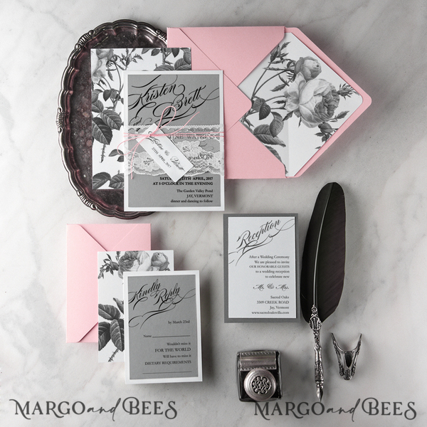 90 Wedding invitations /custombbc/ for Devin David