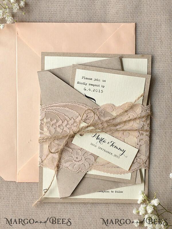 Custom order - reprint of main invitation cards 120 for Hannah Forman