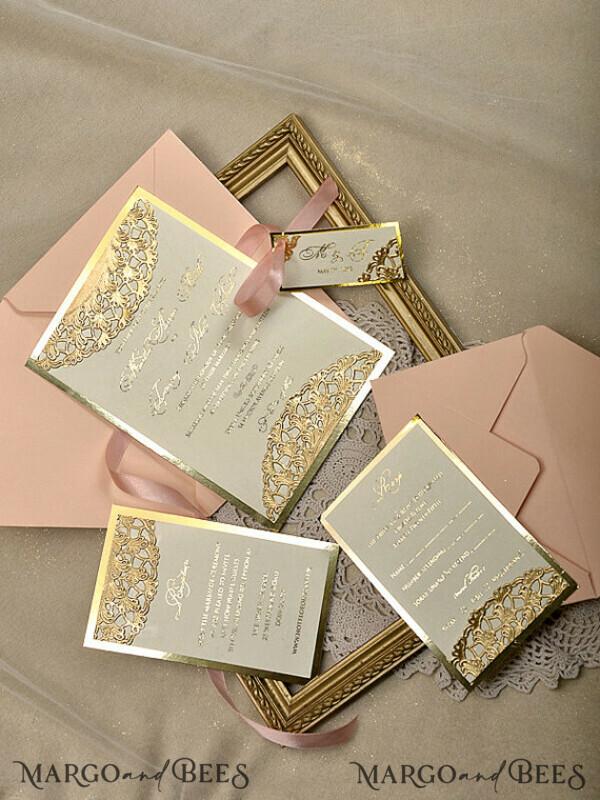 Custom order - 10 invitations for Rebecca Pallis 8424