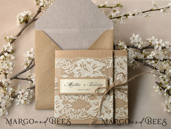 Invitations for Marly Colon 7199 with shiping