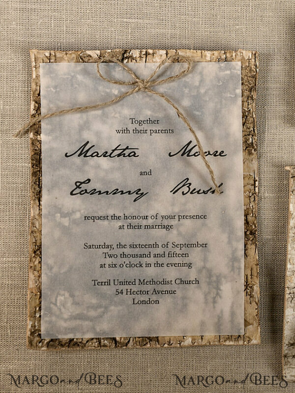 Wedding Set: 40 invitations, Ring pillow, 40 favor bags /customCourtneyPace/