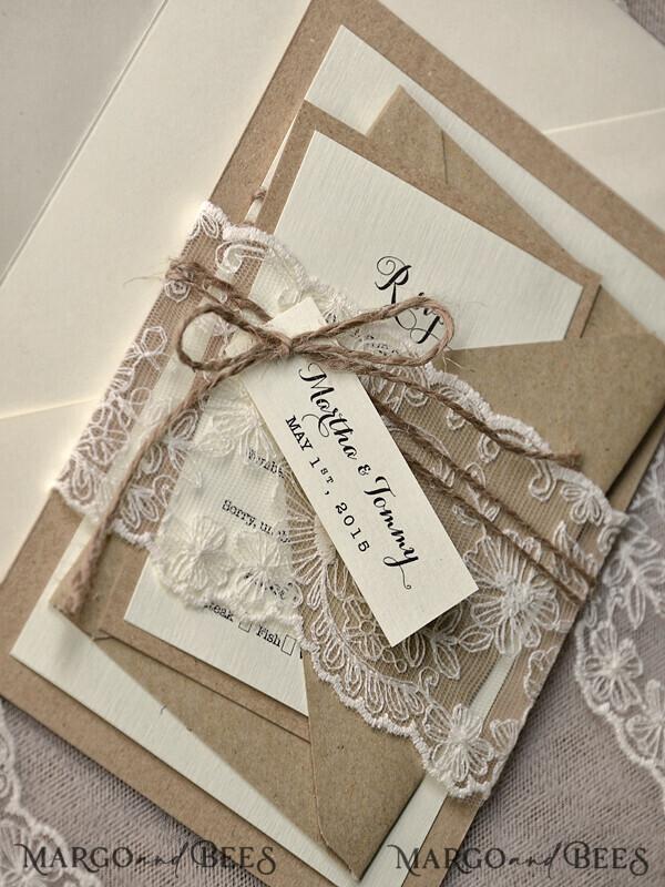 Custom listing 100 Custom Wedding Invitations for Jessie Kanowitz