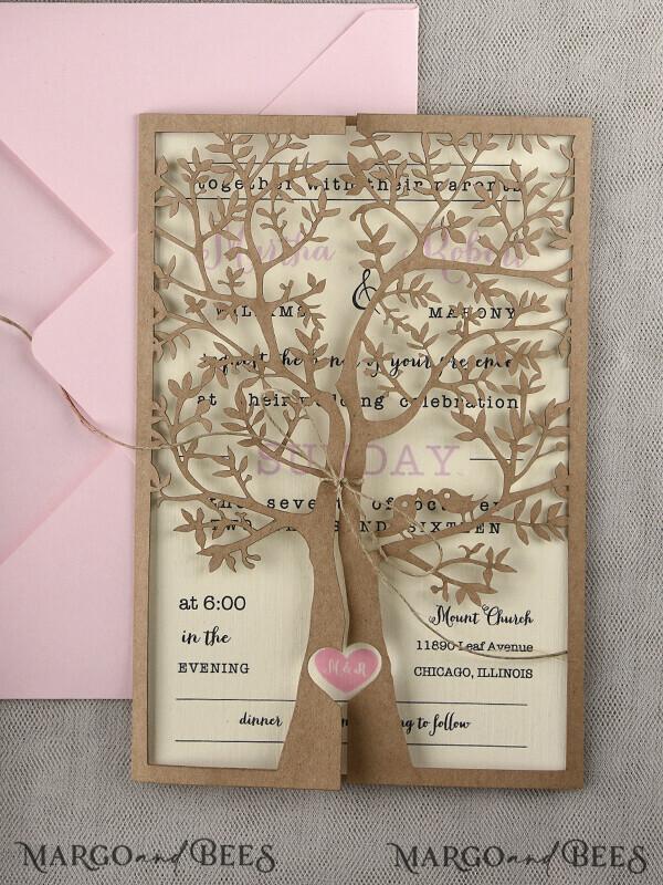 200 invitations for Melanie Moore