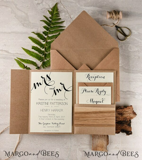 90 custom wedding sets with rsvp envelopes addressed, no magnets with card for Jenny Payne/WMtk/zz