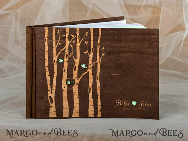 50 invitations and wedding guestbook for Britney Wilson