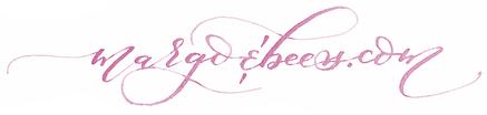 Margo&bees wedding invitations